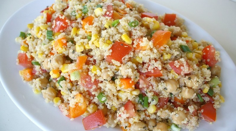 Quinoa Salad Weighless